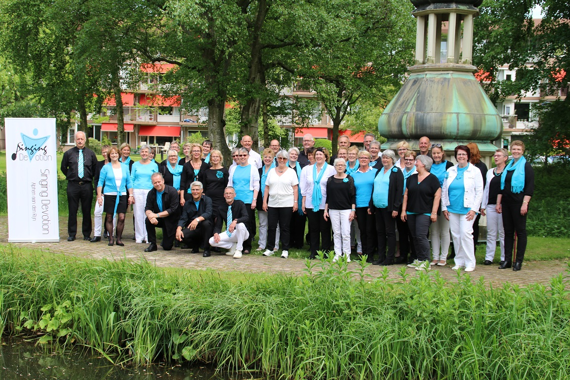 Foto ook lid worden van Singing-devotion